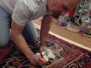 Rug Dyeing & Color Restoration by Carpet Dye-Tech in Atlanta, GA