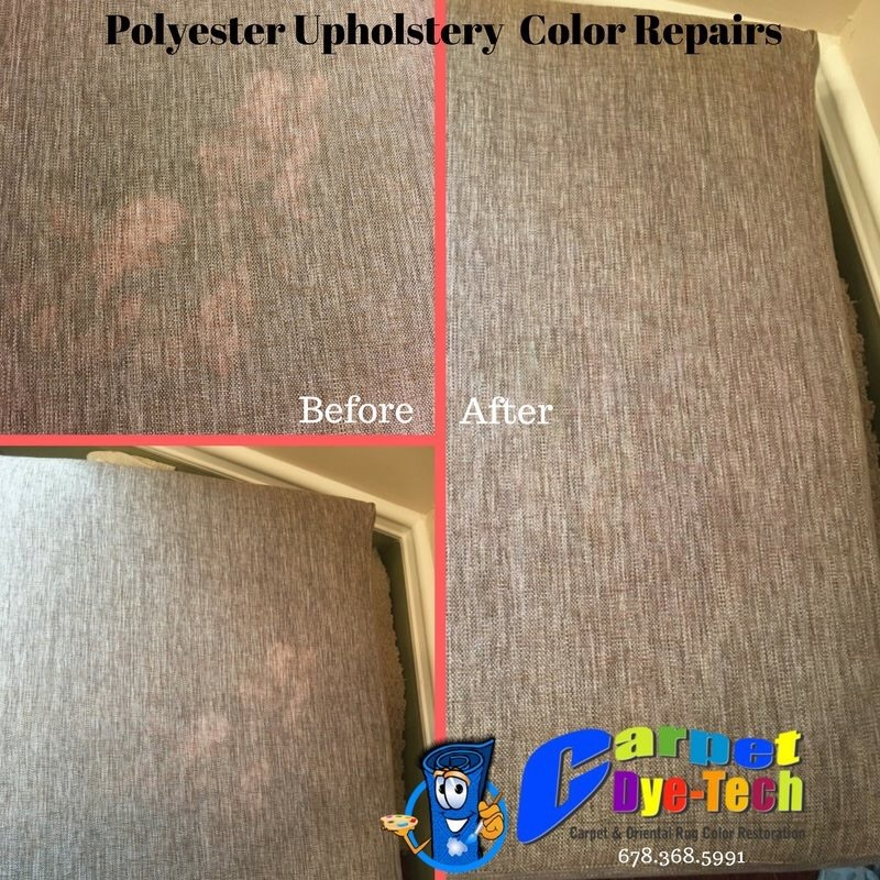 Upholstery Services by Carpet Dye-Tech in Atlanta, GA
