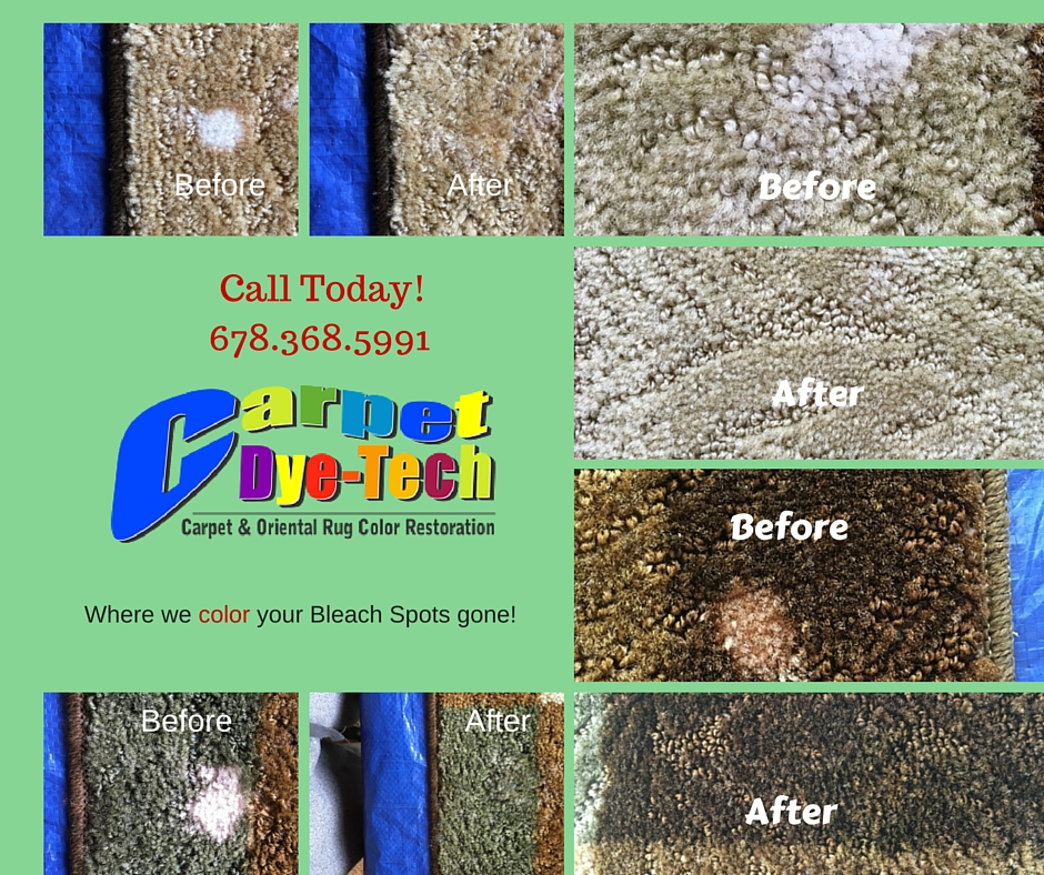 Carpet Dye Tech Atlanta Ga Carpet Amp Area Rug Dyeing